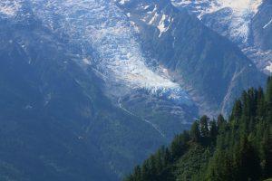 Ледники Chamonix-Mont-Blanc