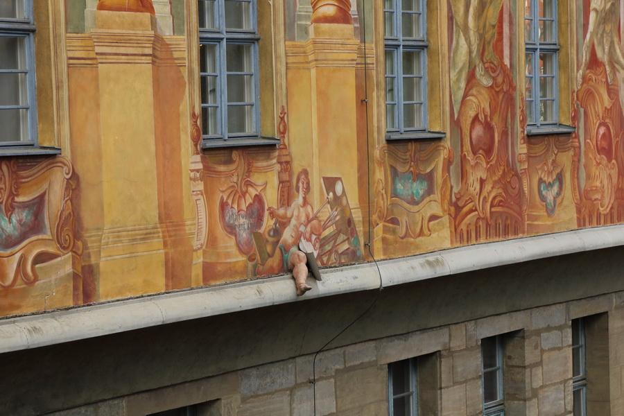 Bamberg ножка ангела