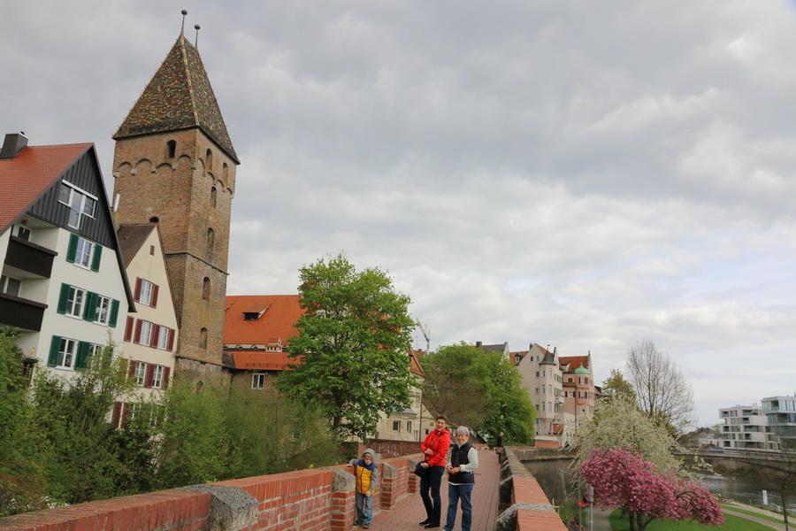 Ulm, Donau