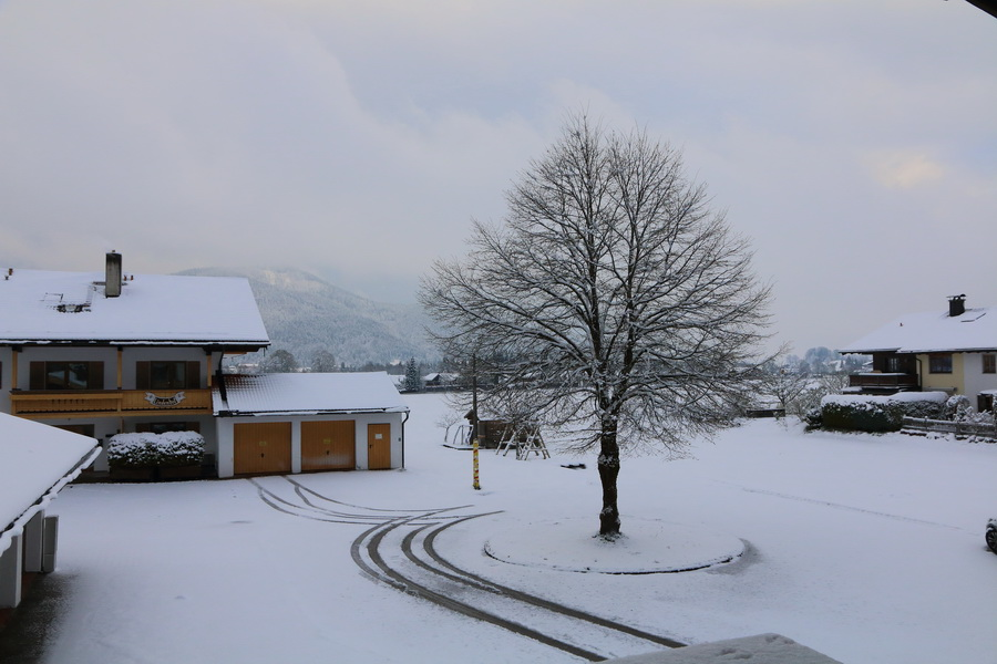 Inzell april