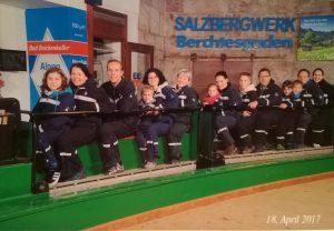 Berchtesgaden Salzbergwerk