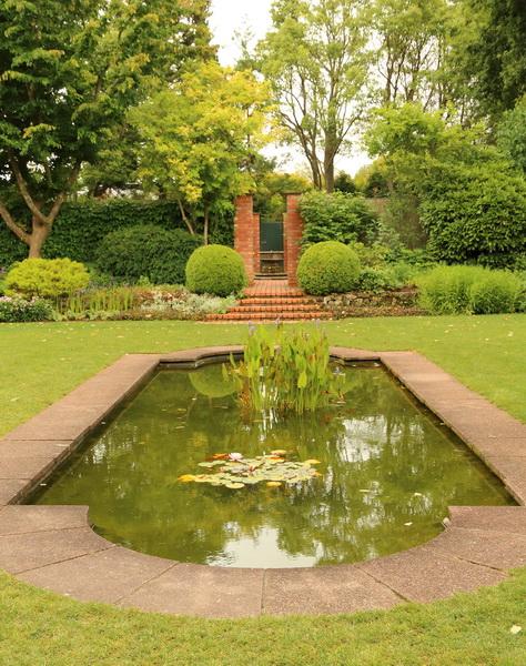 Hamilton Gardens England