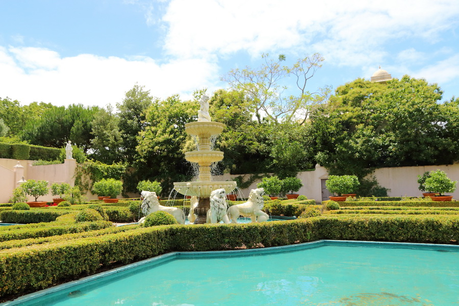 Hamilton Gardens Italy