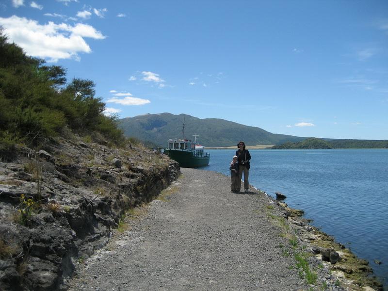 Lake Rotomohana