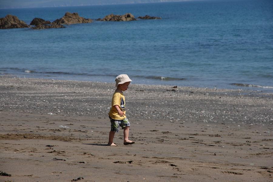 Пляж у Мевэгасси
