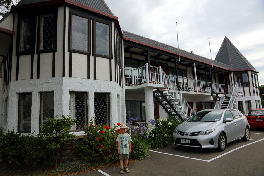 Nelson motel
