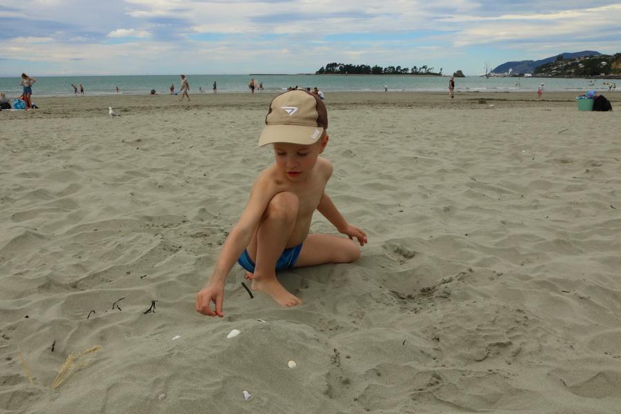 Nelson beach