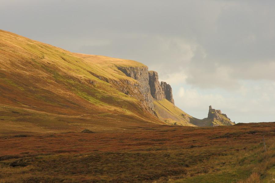 Isle of Skye, Quiraing