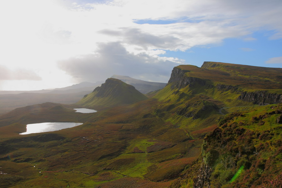 Quiraing, Isle of Skye - The Table