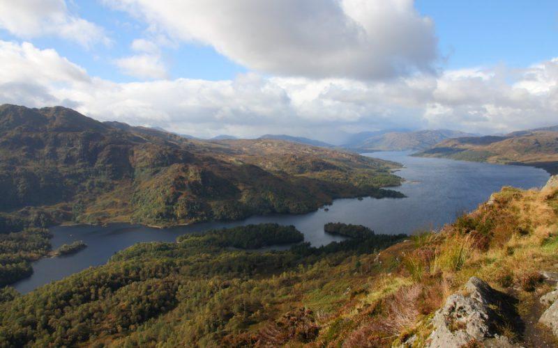 Loch Katrine, Ben A'an