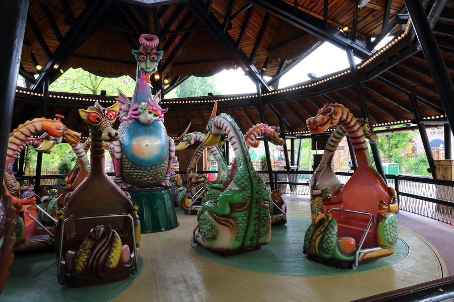 Europa-park dragons