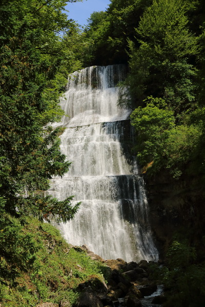 Cascades du Herisson