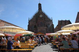Нюрнберг, рынок
