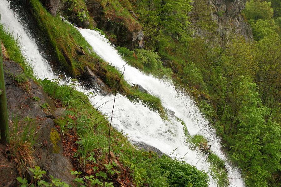 Водопады под Todtnau