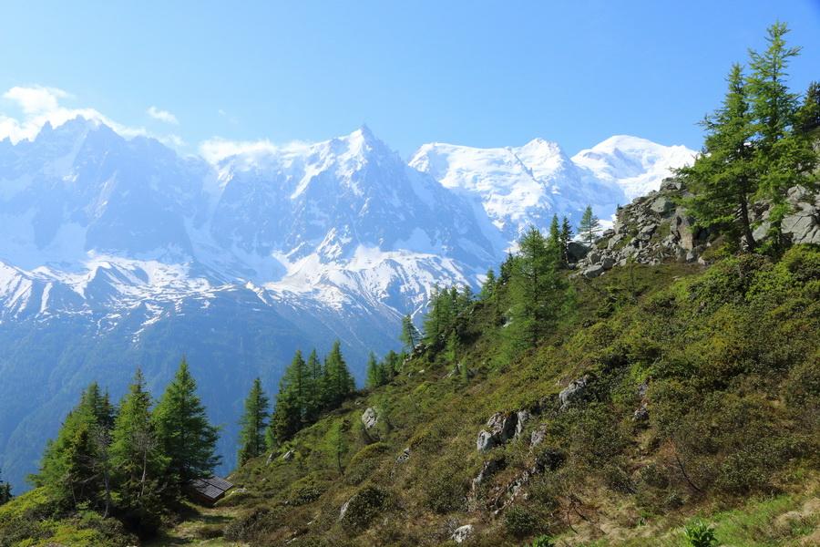 Planpraz, Chamonix