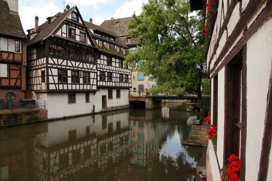 Страсбург, квартал Маленькая Франция