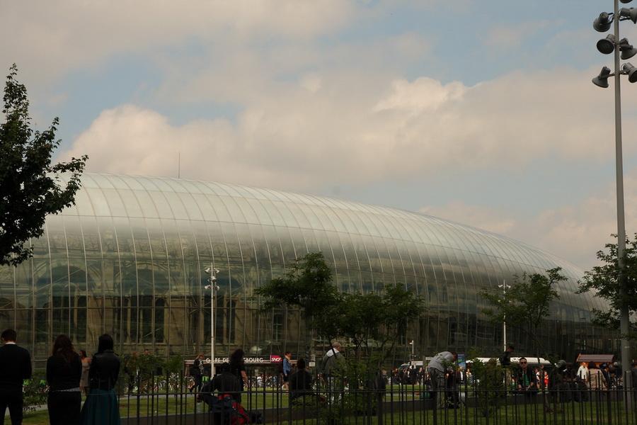 Страсбург вокзал