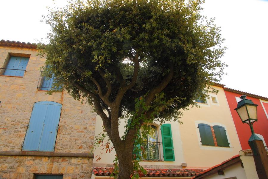 порт-гримо дерево-венок