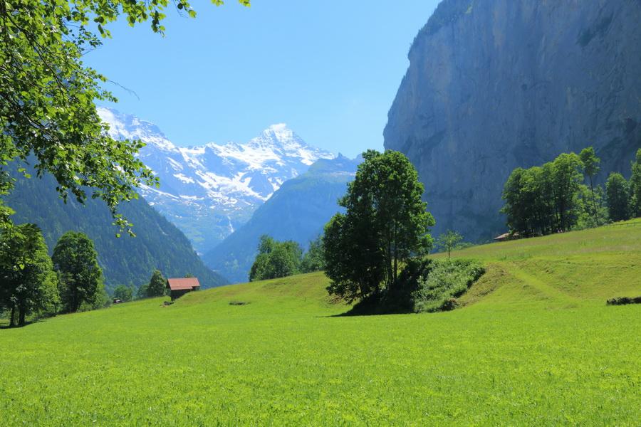 Lauterbrunnen, Jungfrau