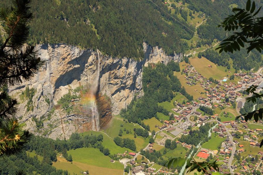 Lauterbrunnen, Staubbachfall