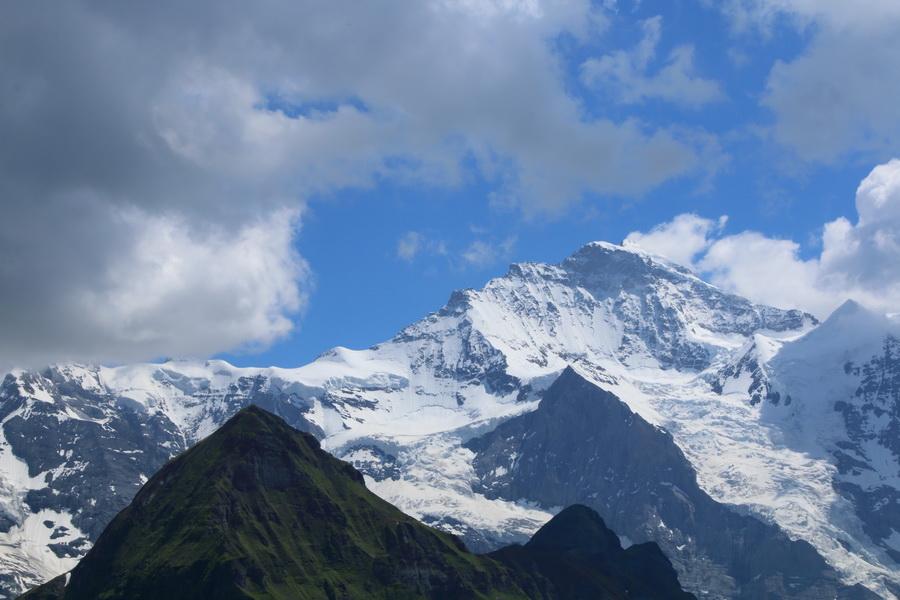 Tschuggen, Lauberhorn & Jungfrau