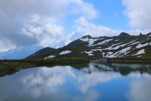 Bachalpsee, First