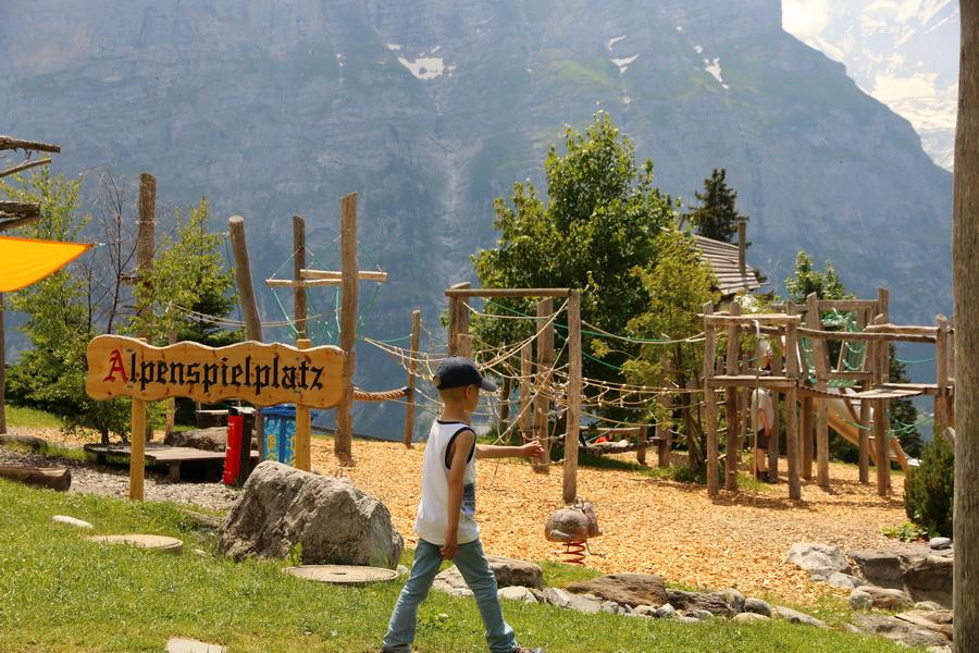 Alpenspielplatz