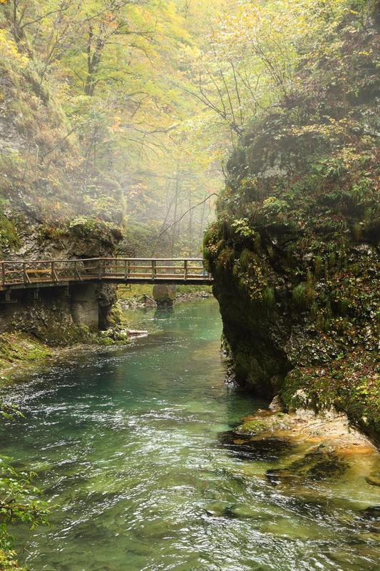 Vintgar, Bled