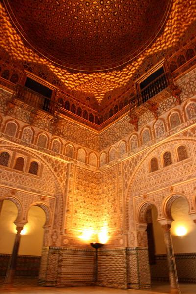 Sevilla, Alkazar