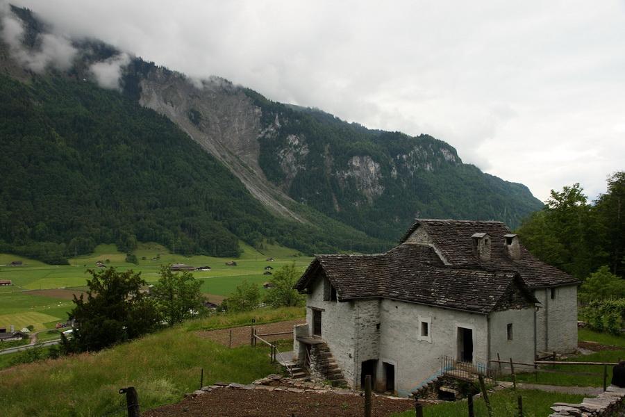 Ballenberg, итальянская Швейцария
