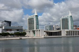Лиссабон, район Парк Наций