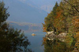 озеро Бохинь
