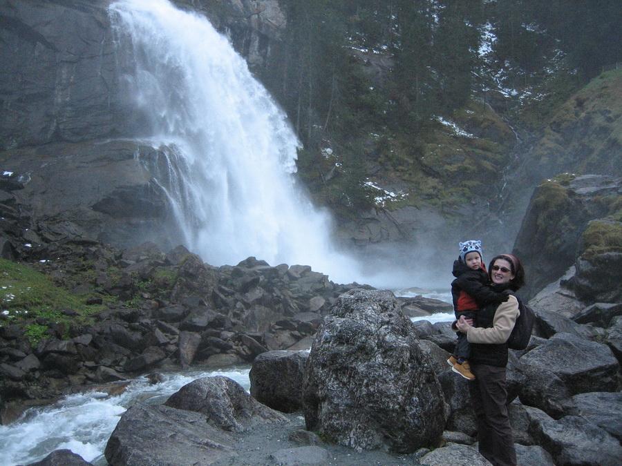 Кримльские водопады