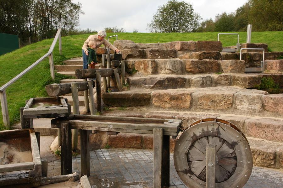 Водные аттракционы Falkirk Wheel
