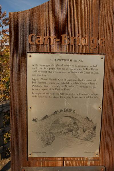 Carr-Bridge history