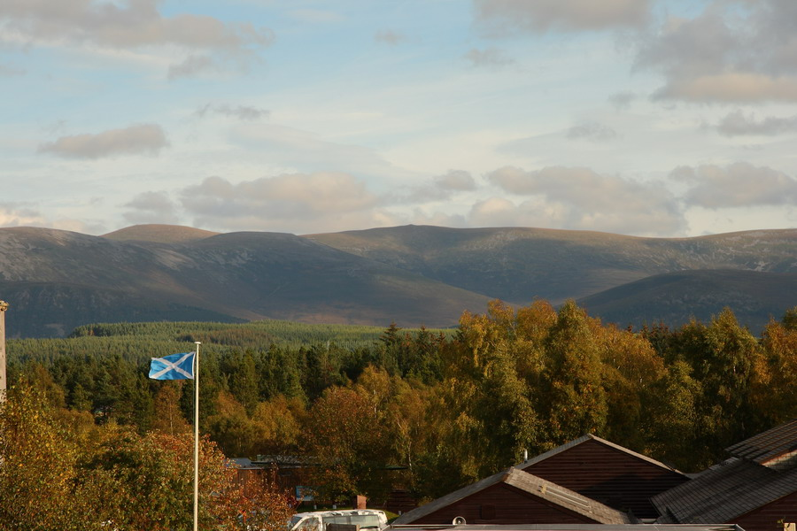Highland Wildlife Park, Cairngorms