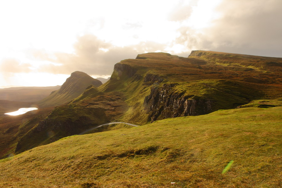 The Table, Quiraing, Isle of Skye