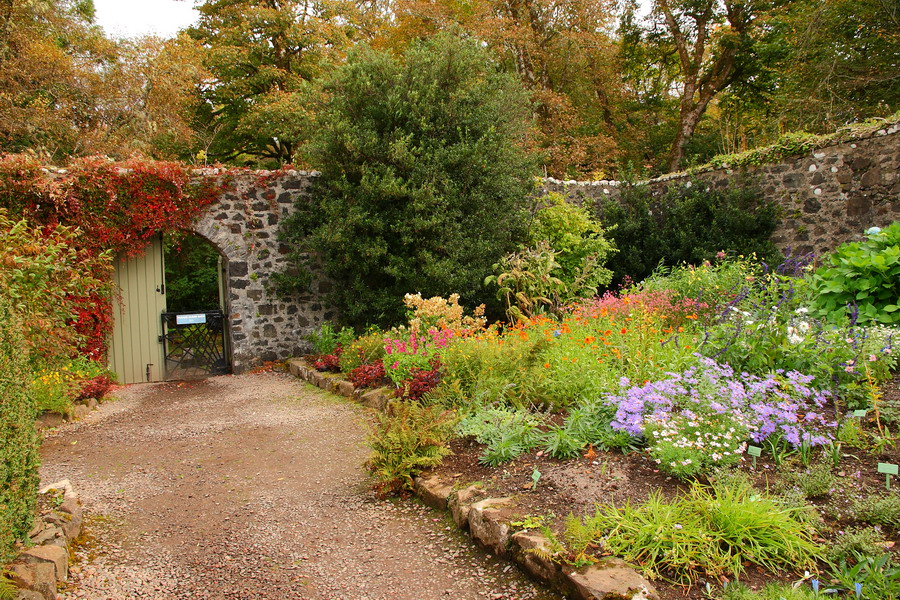 Dunvegan Gardens