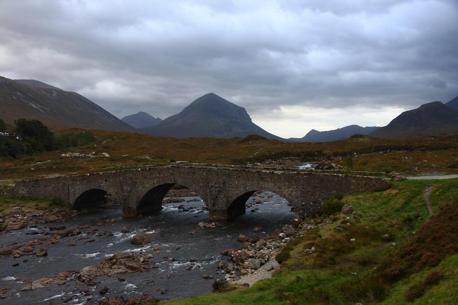 Sligachan Old Bridge, Isle of Skye