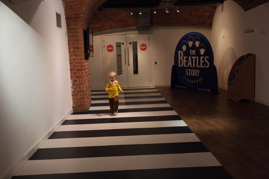 В музее The Beartles Story