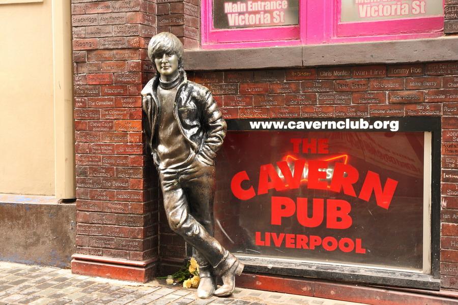 The Cavern Pub, Liverpool