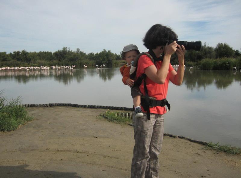 в орнитологическом парке