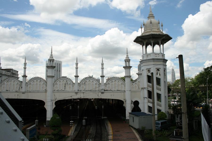 Вокзал Kuala Lumpur