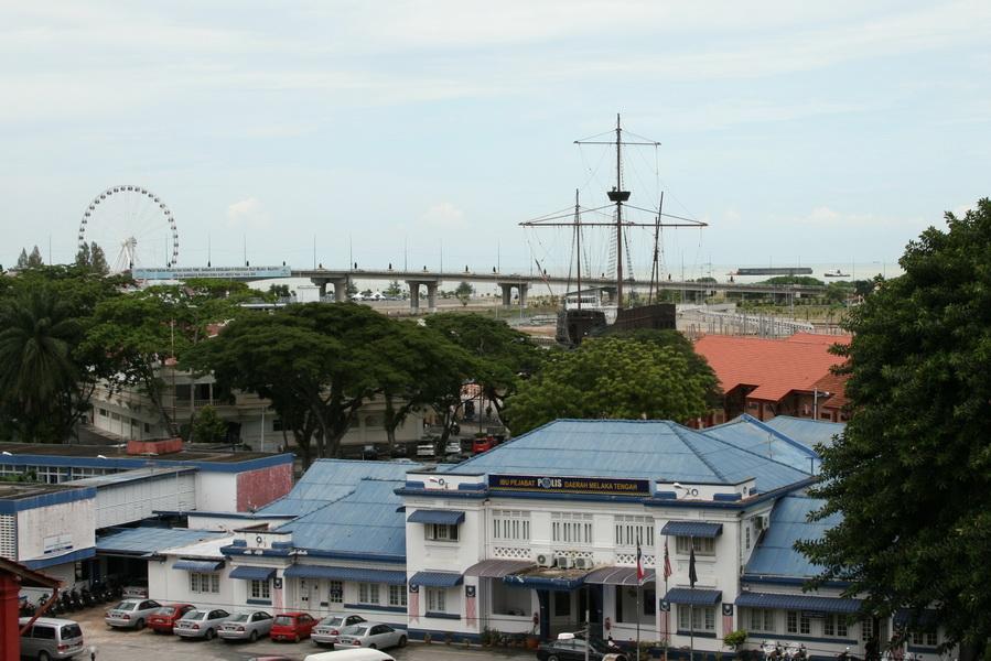 Melaka морской музей