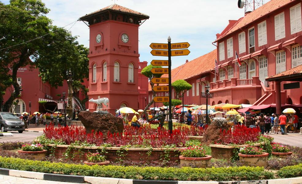 Melaka Bangunan Stadthuys