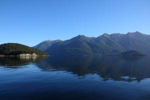 Озеро Манапури