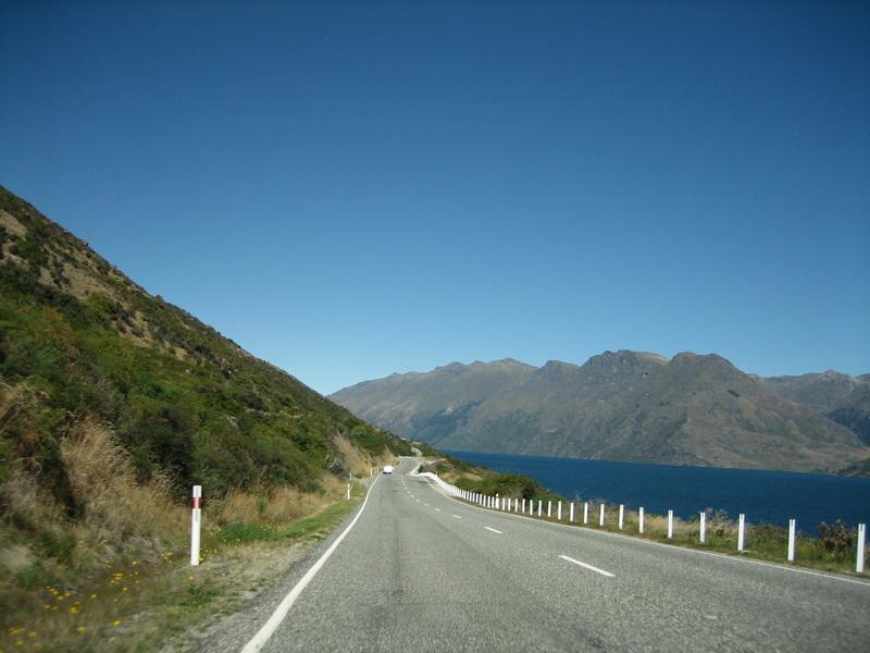 lake wakatipu road