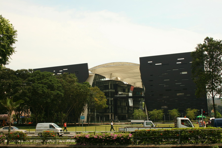 The Lasalle College of the Arts