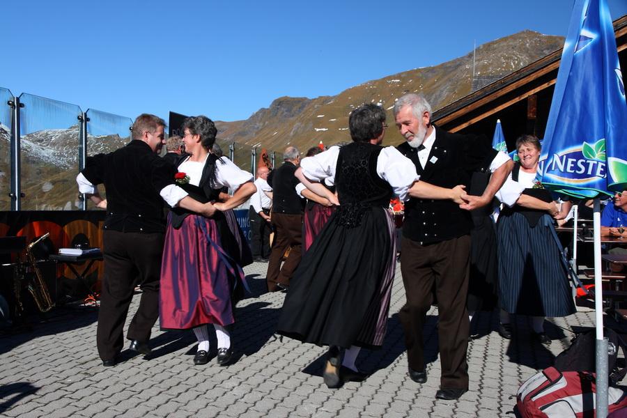 гора фирст, фольклорный праздник