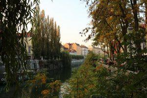 набережные Любляны